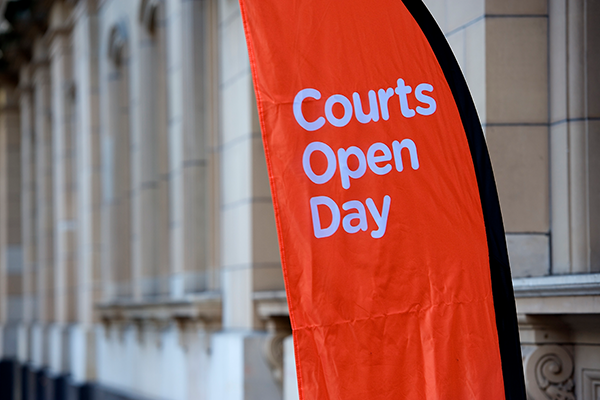 Courts Open Day is returning for 2019
