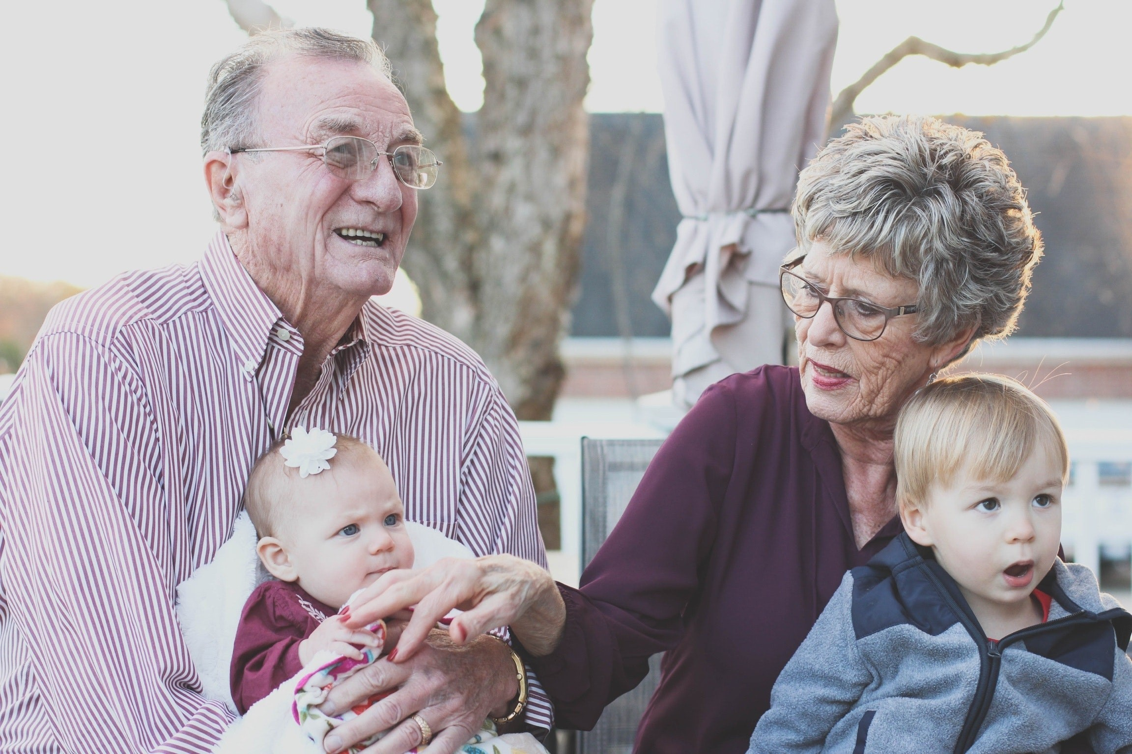 Discover your rights as a grandparent